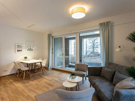 Großzügige 3-Zimmer-Wohnung mit Loggia und Wannenbad