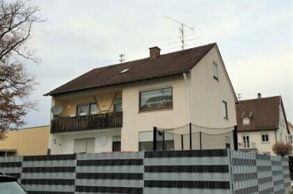 XL-Wohnung in ruhiger Lage mit Gartenanteil