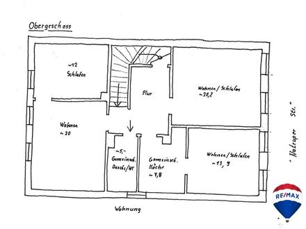 WG-geeignete Wohnung zu vermieten!