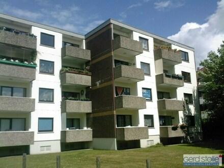 Ruhig gelegene Wohnung, Bogenstr. 48a, OL-Nadorst.