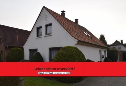 Einfamilienhaus in ruhiger Wohnlage in Oldenburg - Ofenerdiek!