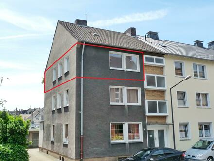 modernisierte 3,5-Zimmer-Wohnung in Herten-Mitte