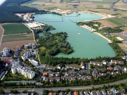 Toller Grundriss-Gepflegte Liegenschaft direkt am See - S-Bahn Nähe