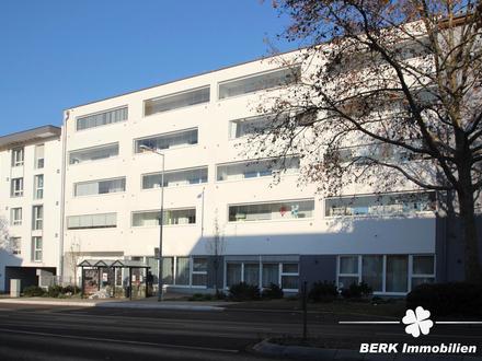 BERK Immobilien - Barrierefreie möblierte 2-Zi.-Whg in Seniorenresidenz - einmalige Gelegenheit !!!