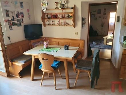 Zentral gelegene 2- Zimmer- Wohnung mit Balkon