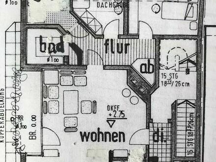 RE-West 4,5Z/98qm m. Kü. Stpl. West-Blk. ruhige Sackgasse Nähe Stadtgarten/Knappschaft/Amtsgericht 800€ kalt + NK ab 1.10.
