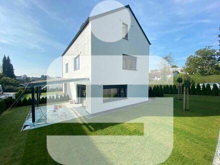 Neubau Doppelhaushälfte mit TOP-Lage in Passau