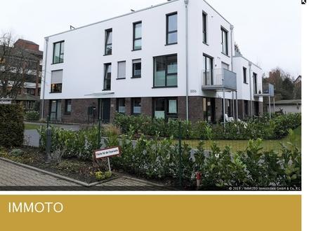 Seniorengerechte 2 Zimmer Erdgeschosswohnung in einem Neubau von Oldenburg, Haareneschviertel!
