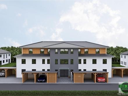 Erstbezug Penthouse-Wohnung mit Dachterrasse