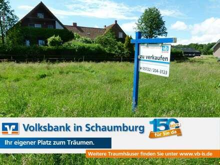 """""""Bauen Sie Ihr Haus am Fuße der Bückeberge!"""""""