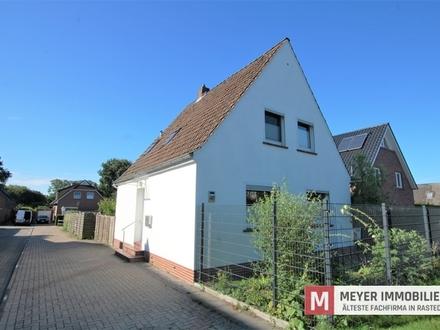 Satteldachhaus mit großem Garten und Carport in Oldenburg-Ofenerdiek (Obj.-Nr. 6009)