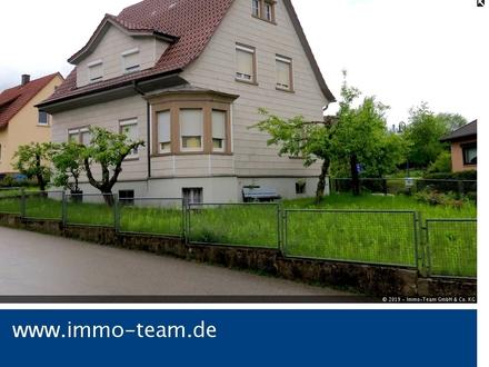 ++RARITÄT - Einfamilienhaus mit 741 qm Grundst.++