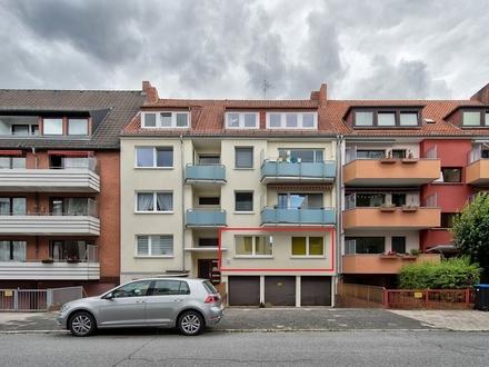 Eigentumswohnung/ Praxis in Toplage in Bremen Findorff zu verkaufen