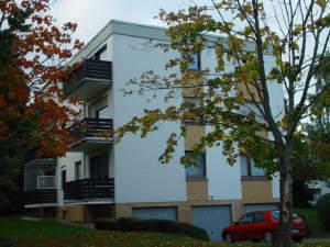 Modernisierte Wohnung mit Panoramablick