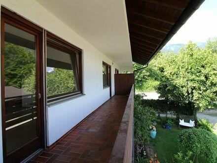 2-Zimmer-ETW mit Süd-Ost-Balkon und Bergblick