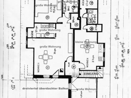 2 Zimmerwohnung in einem gepflegten und exklusiven Wohngebäude