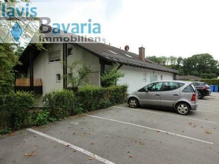 gepflegte 3 Zi.-Maisonette-Wohnung in ruhiger Lage Vilshofens, Balkon, Garage, Stellplatz, EBK