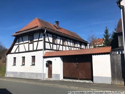 Genießen Sie in Ihrem neuen, denkmalgeschützten Haus die Idylle am Ortsrand von Mähring