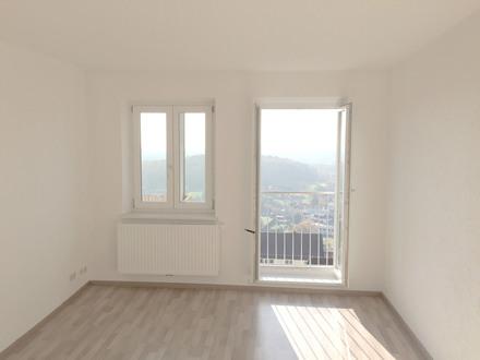 Moderne Wohnung mit tollem Ausblick