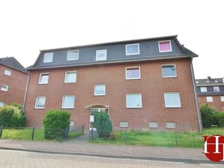 Gut geschnittene 3-Zimmer-Wohnung in Delmenhorst-Heidkrug!