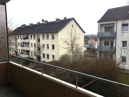 Stadtnahe 3-Zimmer-Wohnung mit Loggia