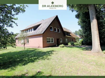 Westfälischer Resthof in landschaftlich reizvoller Lage von Hopsten Schale