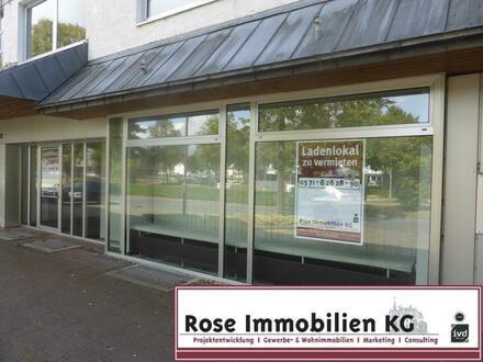 Rose Immobilien: Ladenlokal in der Innenstadt mit ca. 20m Schaufenster