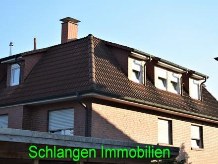 Ohne zusätzliche Käuferprovision- Eigentumswohnung nahe Zentrum in der Hansestadt Friesoythe