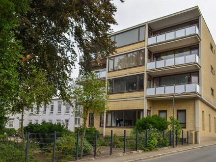 Penthousewohnung mit traumhaften Blick auf die Weser! 3 Zimmer in Bremen-Blumenthal