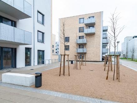Moderner Neubau mit maritimen Flair im Johnsen Quartier