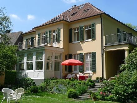 Historische Villa am Stadtpark mit Wintergarten, 2 Dachterr., Kaminofen uvm. 33332 Gütersloh