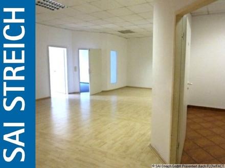 Attraktive Bürofläche mit moderner Ausstattung