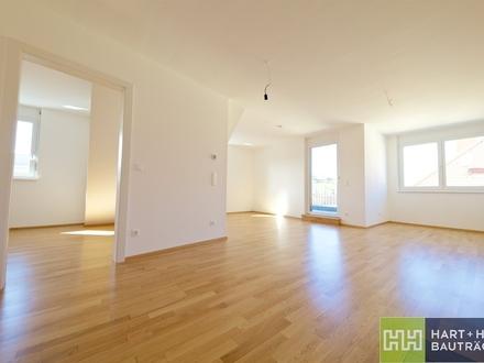 Gut aufgeteilte 4 Zimmer Wohnung mit Terrasse