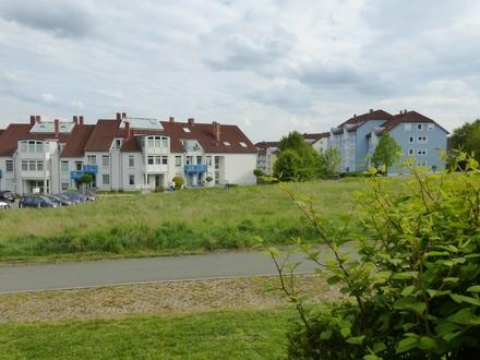Nähe Klinikum Schöne 1-Zimmer-Wohnung mit Balkon