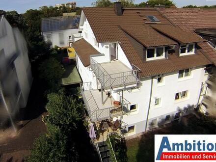 Außergewöhnlich - exklusive, hochwertige Wohnung 3-Zimmer - 2 Balkone - Tiefgaragenstellplatz