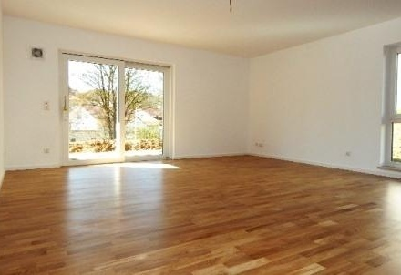 Neubau: Exklusive 4 Zimmer Wohnung mit überdachten Balkon, 1. OG, im Passauer Westen zu vermieten!