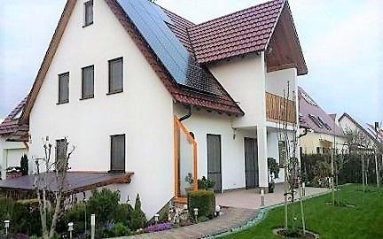 Wohnen und Arbeiten unter einem Dach - ca. 6 km von Nördlingen entfernt