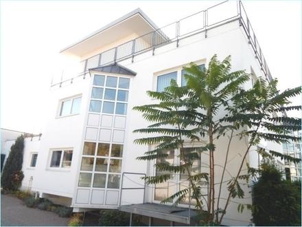 MAINZ-WEISENAU variable 385 m² 1A-Büroetage + Pantryküche, Dachterrasse, Tiefgarage, exkl. Gebäude