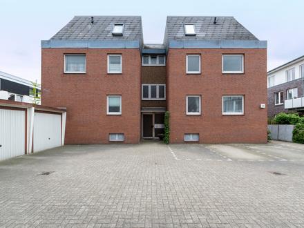 Freistehende Dachgeschosswohnung mitten in Eversten! - Keine Käuferprovision!