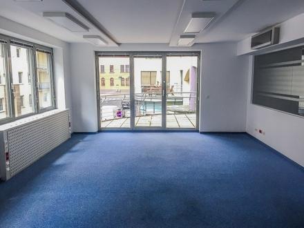 Exklusive Büroflächen von 267m² bis zu 557m²