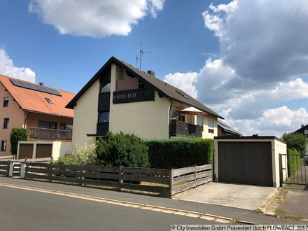 Kapitalanleger aufgepasst - Dreifamilienhaus in Mitterteich voll vermietet