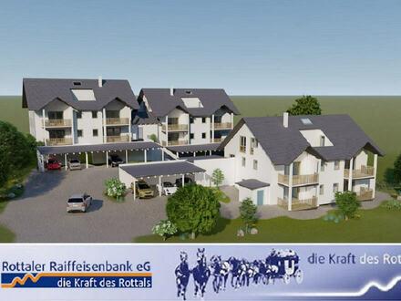 Eigentumswohnung in schöner Lage mit großer Dachterrasse