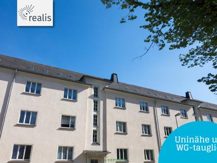 +++vermietete Eigentumswohnung zur Anlage+++Uninähe+++beliebtes Wohnumfeld