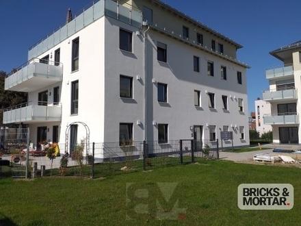 Exklusive 2-Zimmer-Neubauwohnung, ca. 63 qm, mit grossem Balkon