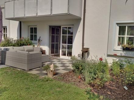 Helle 3-Zimmer-ETW mit Garten im Herzen Pfaffenhofens