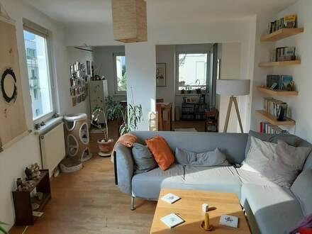 Wunderschöne 4-Zimmer Wohnung nahe Alte Donau - provisionsfrei!