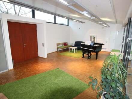 Lichtdurchflutete Büroräume in zentrumsnaher Lage in Langenau