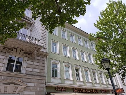 Großzügige 3 Zimmer-Altbauwohnung - beste Lage im Ändräviertel