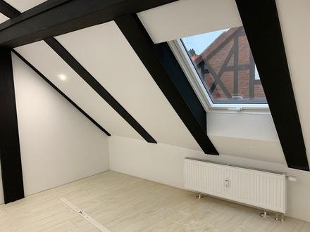 Frisch sanierte 3-Zimmerwohnung auf 2 Etagen mit vielen EXTRAS in Helmstedt´s Innenstadt
