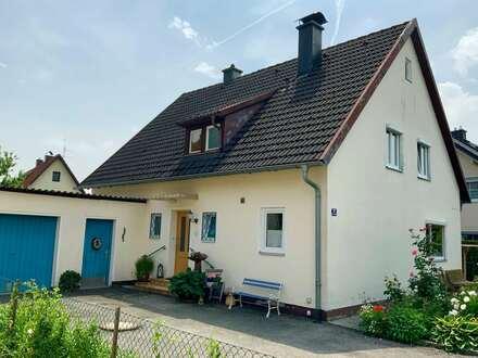 Exklusives Einfamilienhaus mit bester Lage in Waldkraiburg